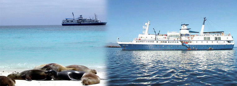 GT 112L  QUITO & GALAPAGOS ON THE FIRST CLASS M/V SANTA CRUZ 