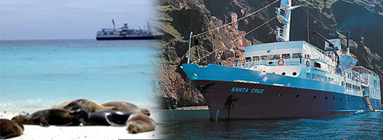GT 111L GUAYAQUIL & GALAPAGOS ON THE FIRST CLASS M/V SANTA CRUZ 