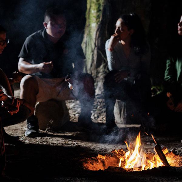 600_0000_Camping_Experience_Wood_Fire_Manatee_Amazon_Explorer